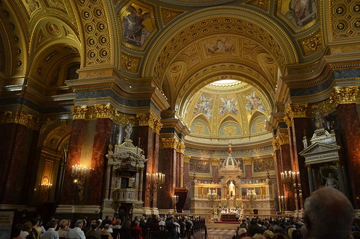 Базиліка святого Іштвана – Busfor.ua
