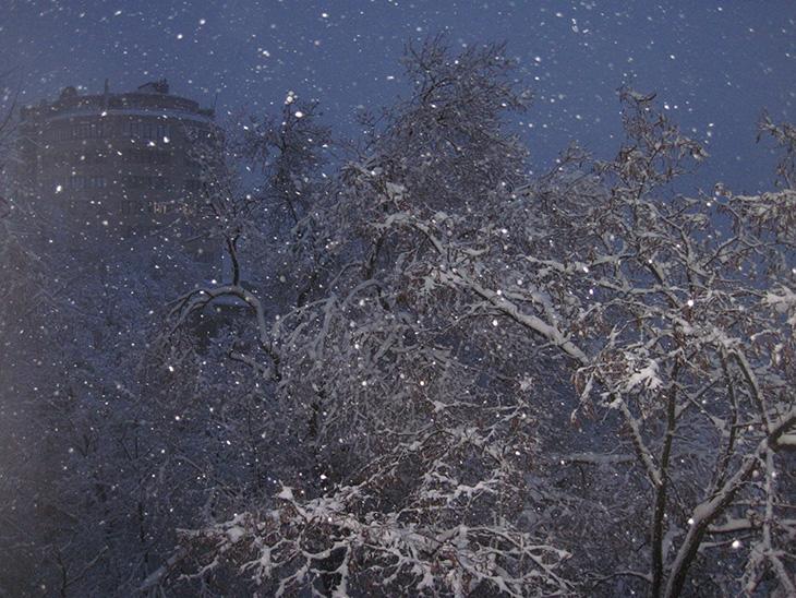 Снег – Busfor.ua