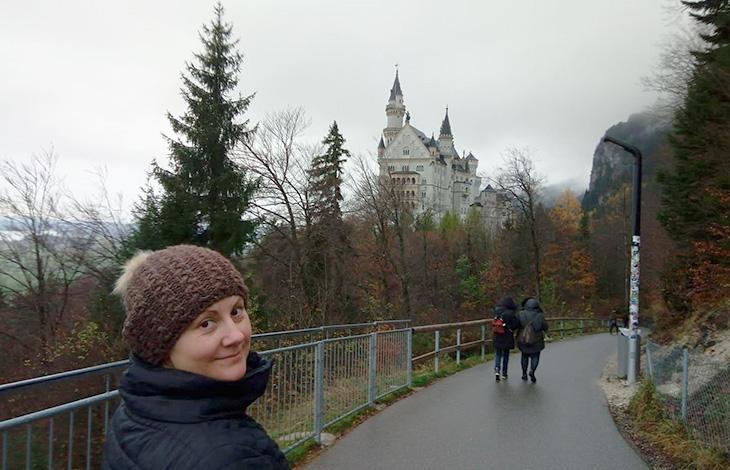 Дорога до замку