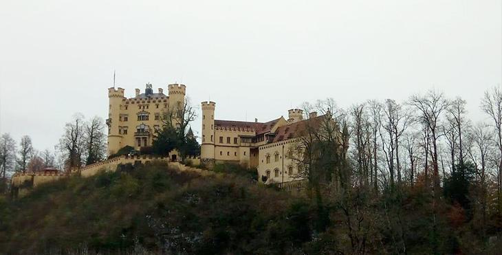 Замок Гоеншвангау