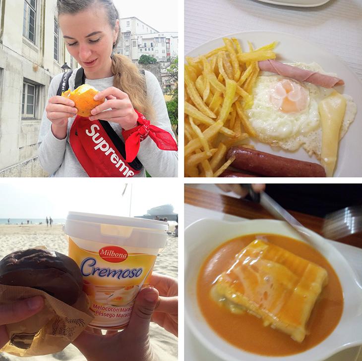 Їжа в Португалії