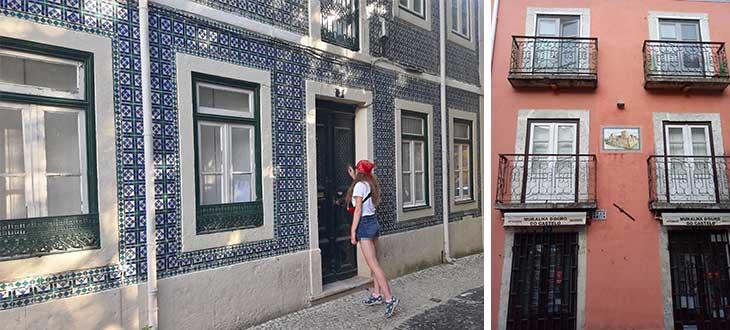 Двері й балкони