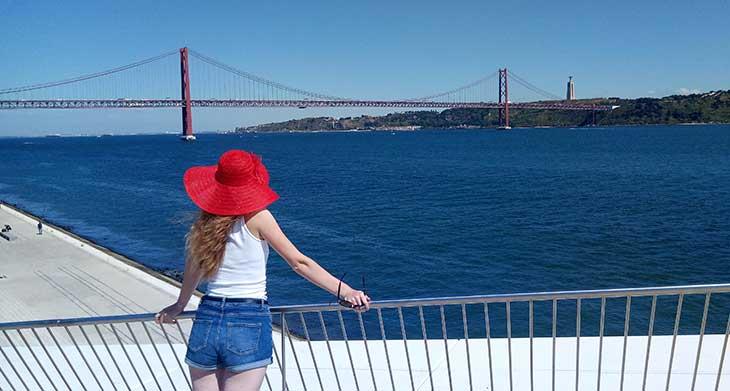 Міст Ponte 25 de Abril