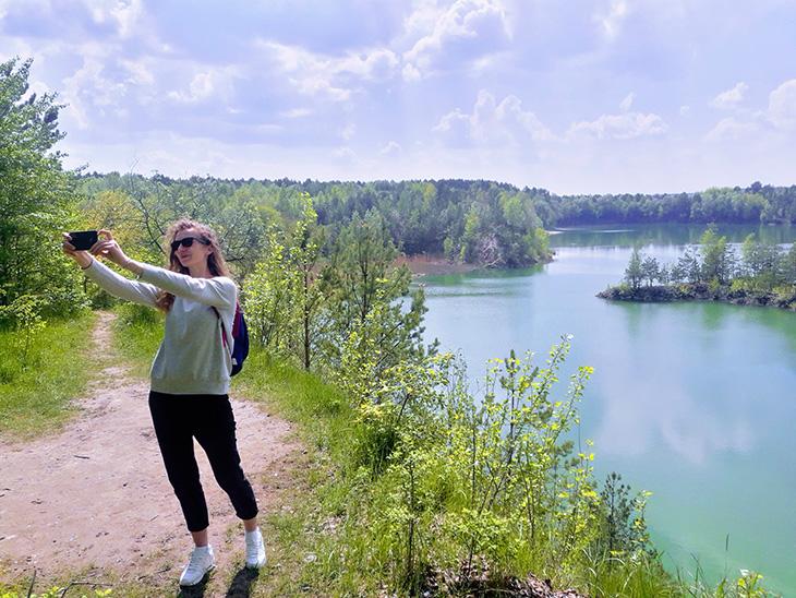 Базальтове озеро