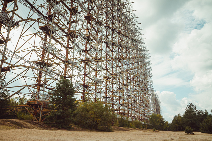 """""""Дуга"""" Чернобыль"""