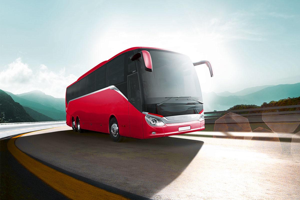 Путешествуйте на автобусах