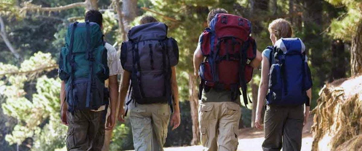 Plecak - dla zaprawionych turystów