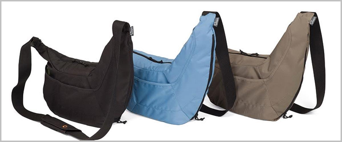 Sling - plecak dla oryginalnych podróżników