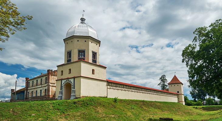 Любчанський замок – Busfor.ua