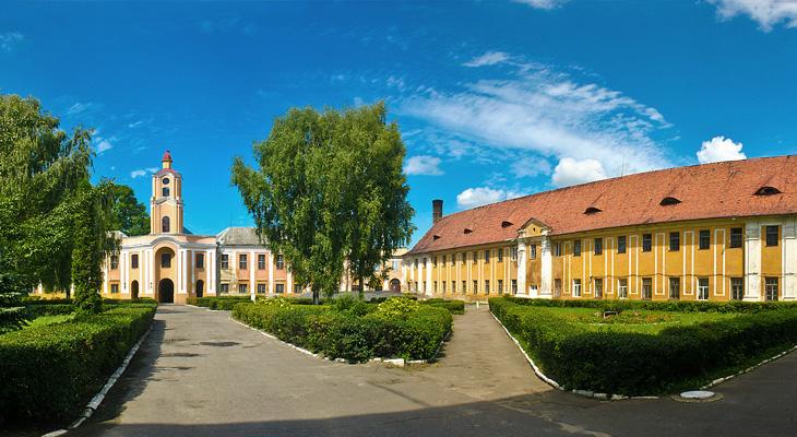 Олицький замок – Busfor.ua