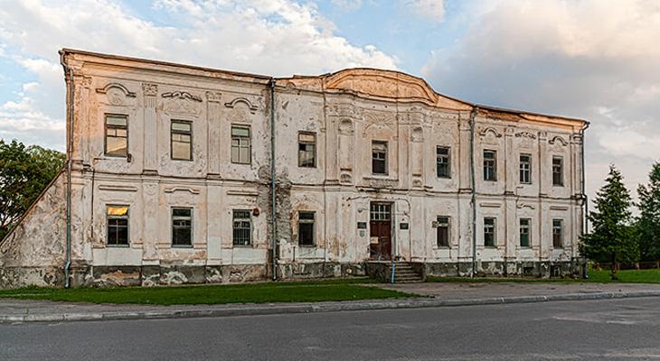 Дятловський палац – Busfor.ua