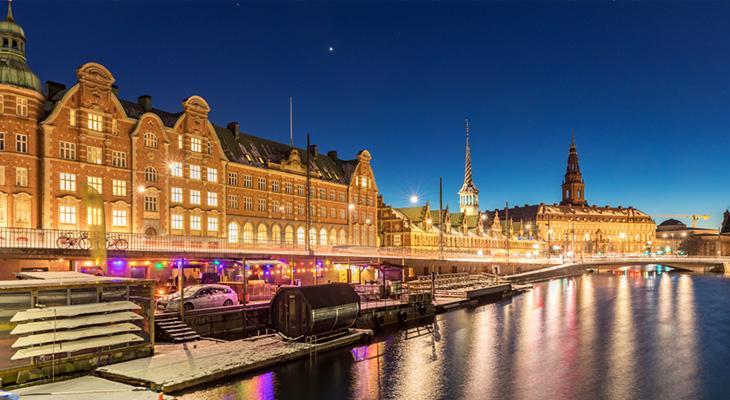 Копенгаген за 50 євро
