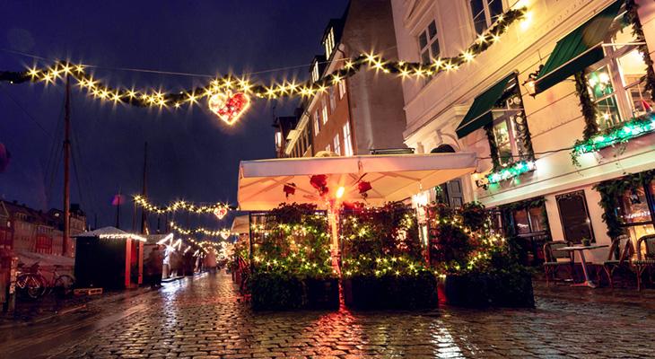 Вихідні у Копенгагені