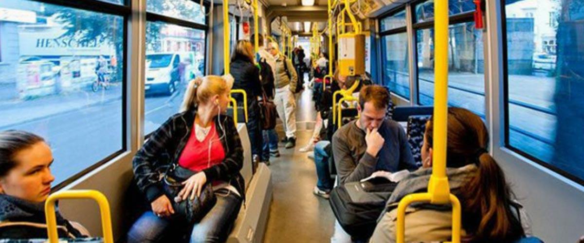 Выгода общественного транспорта