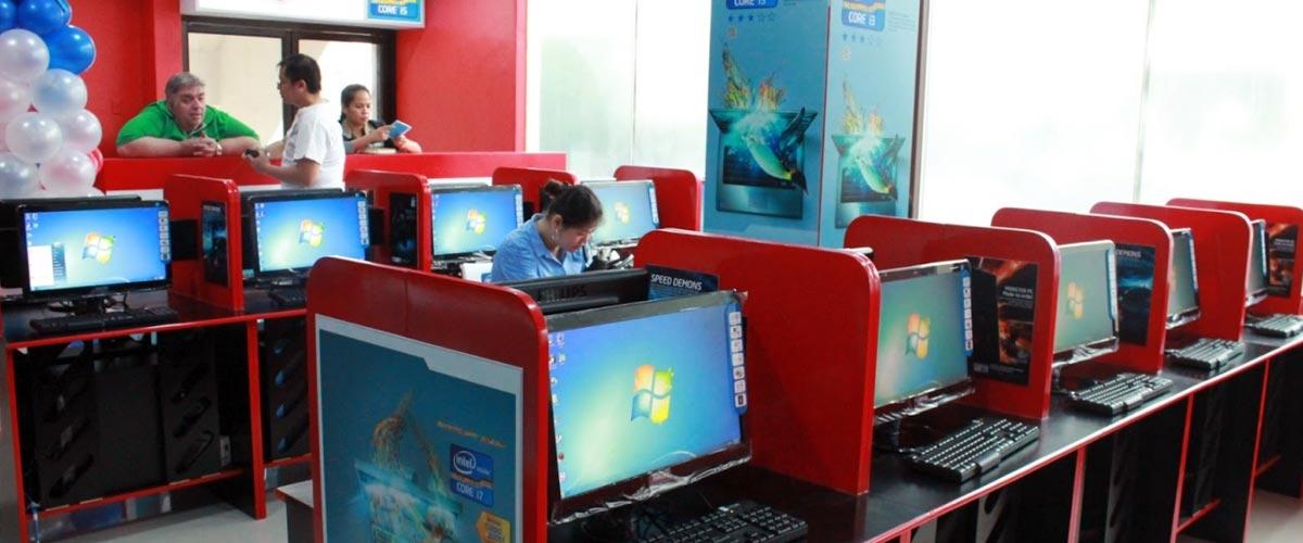 Общественные компьютеры