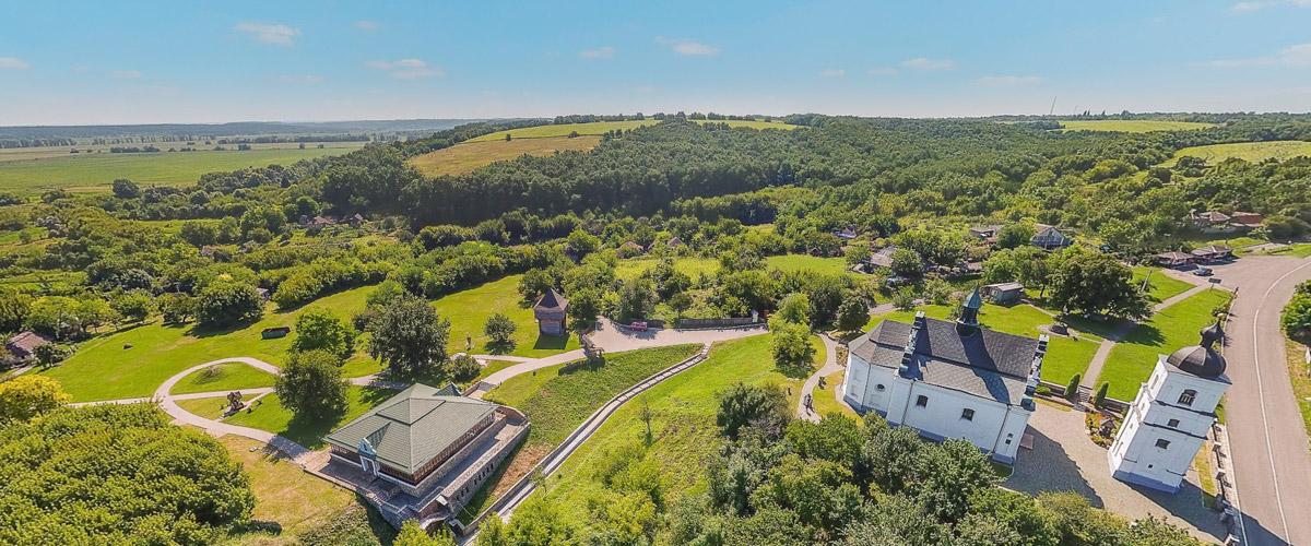 Село Суботів на Черкащині