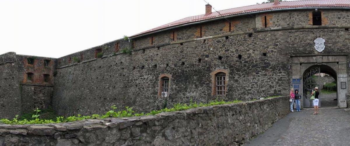 Ужгородкий замок