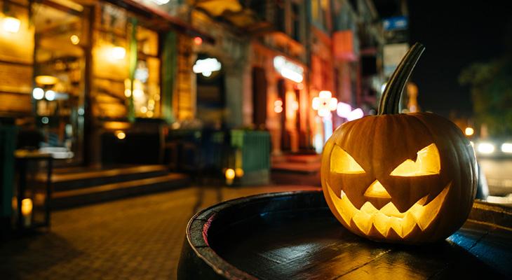 Хелловін в Амстердамі