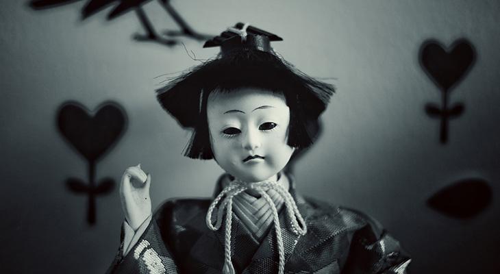 Японські хоррор історії