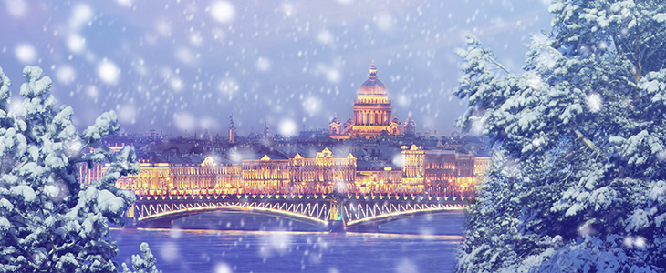 Санкт-Петербург: покатаем на Skill Clash?