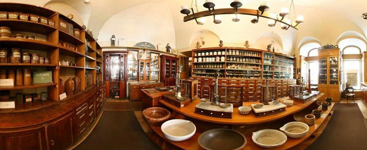 Аптека-музей Под черным орлом