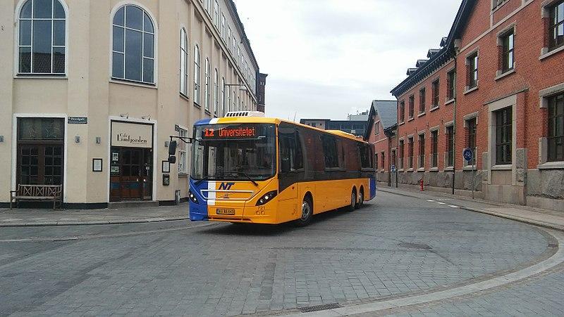 Airport bus Aalborg