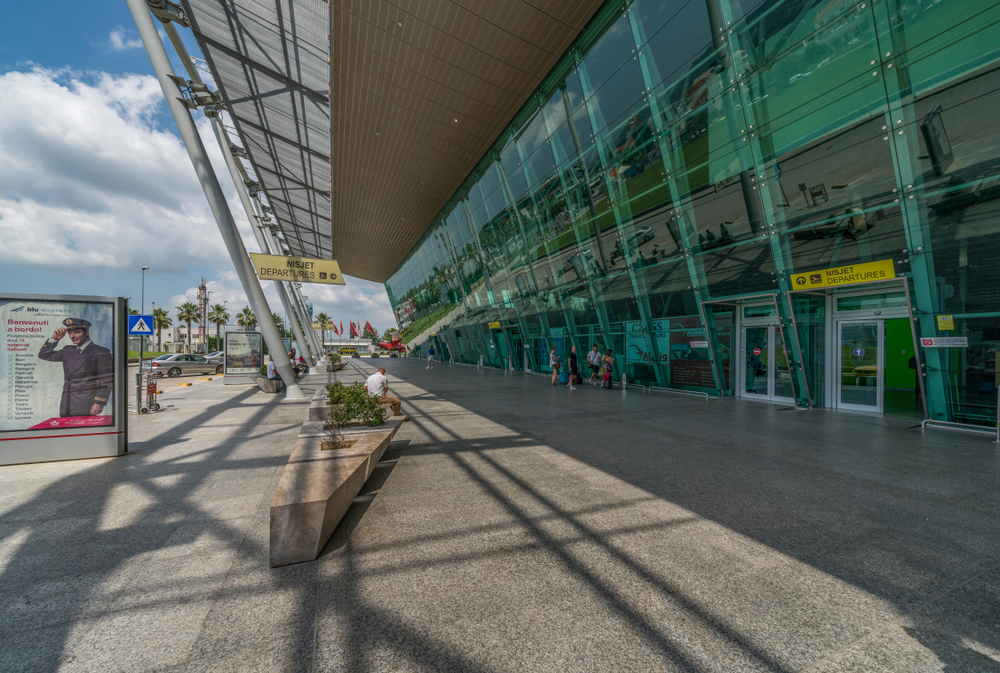 How to get to Tirana airport