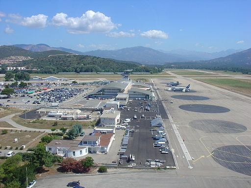 Ajaccio airport