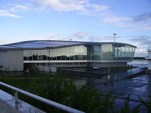 Brest Bretagne Airport
