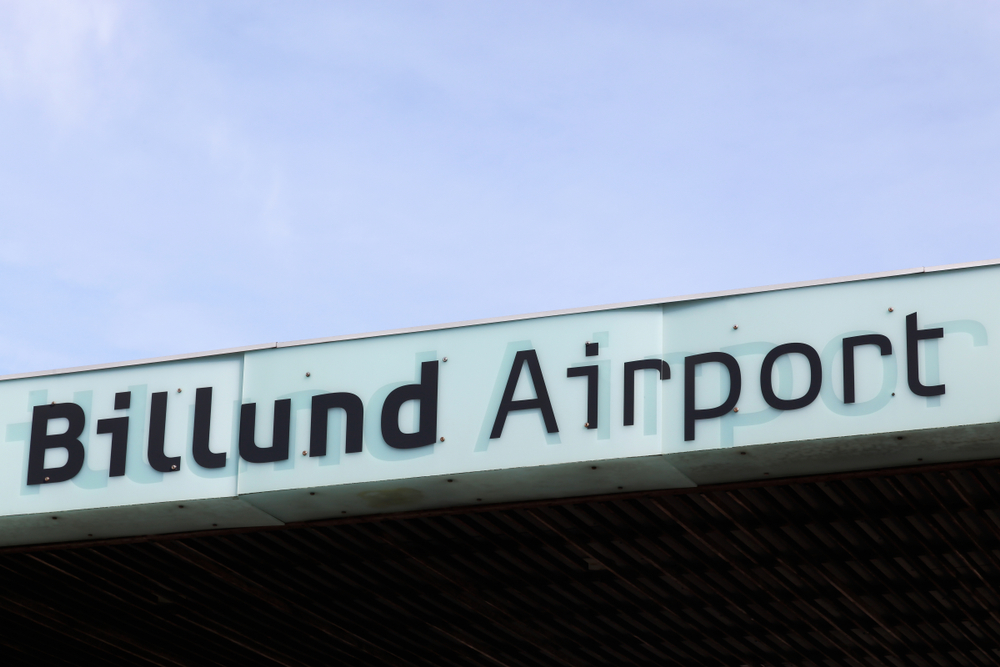 Billund Airport Bus