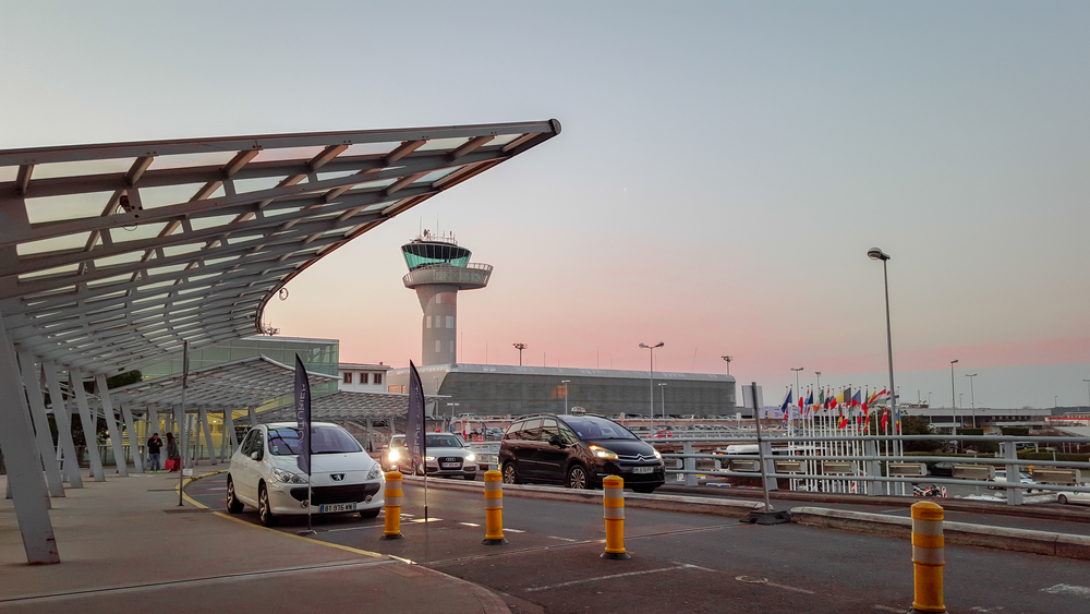 Bordeaux Airport Bus