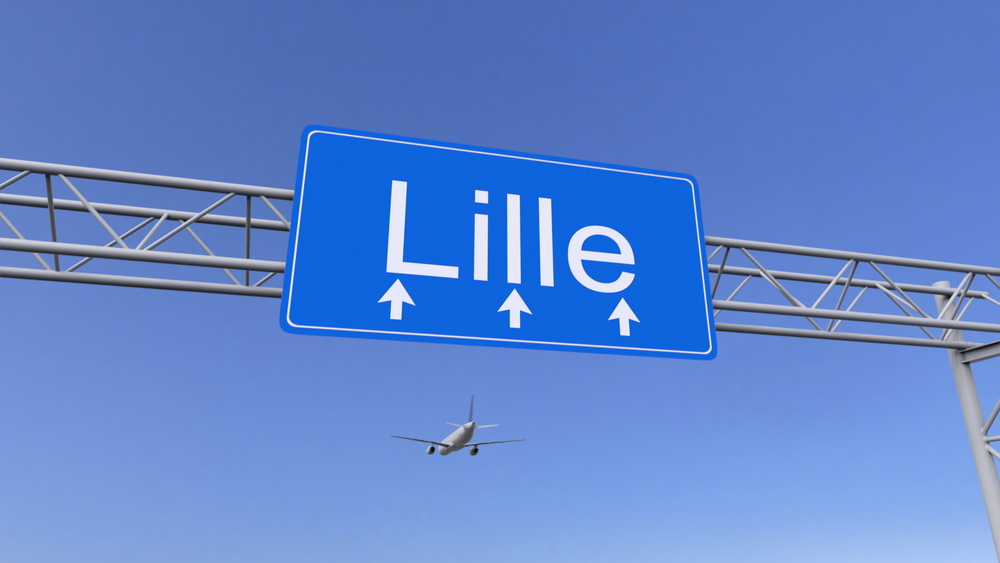 Lille Airport Bus