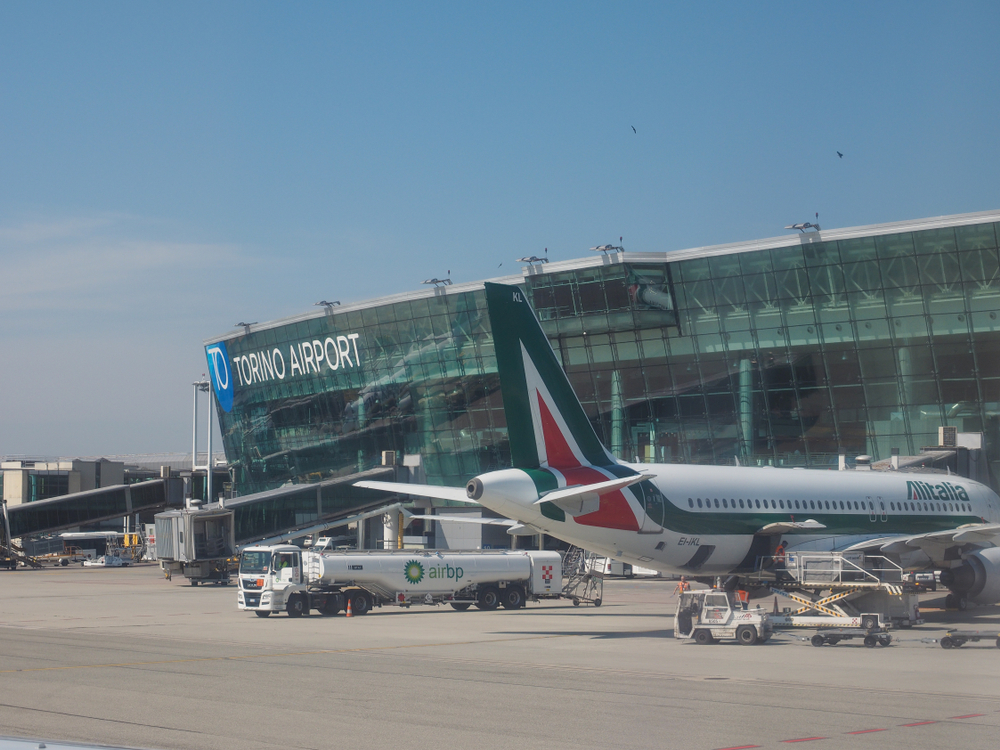 Turin Airport Bus - how to get to and from the airport