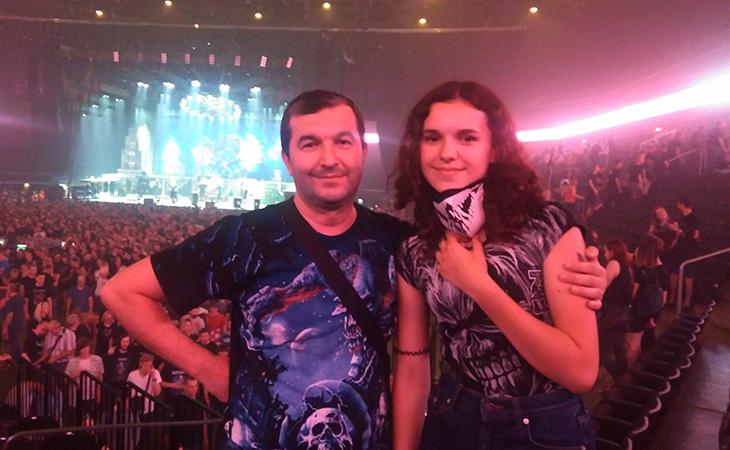 Каунас— концерт Iron Maiden