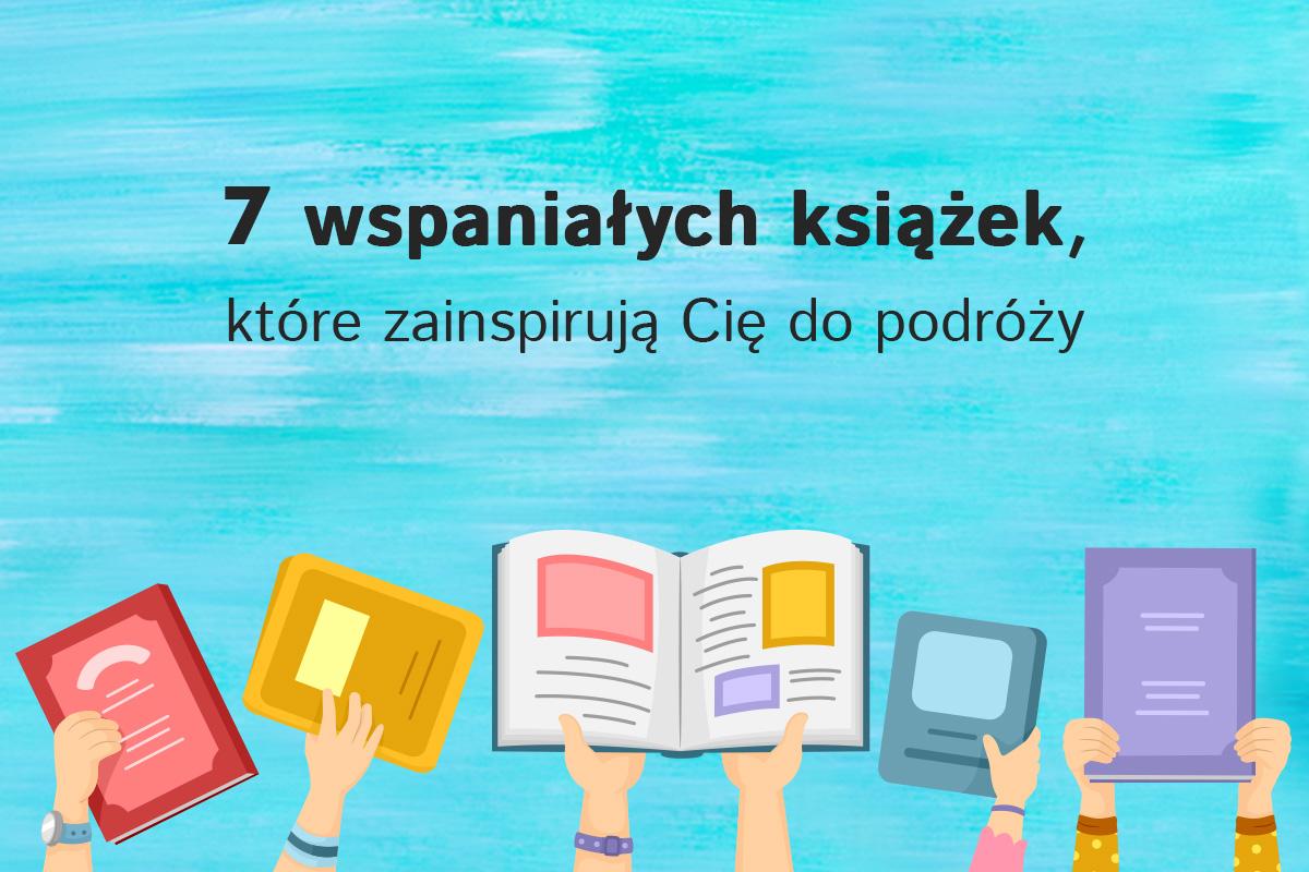 Co czytać w podróży?
