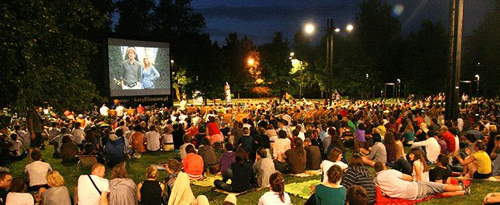 Bezpłatne kino w Warszawie