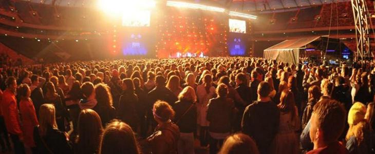 Концерты в Польше