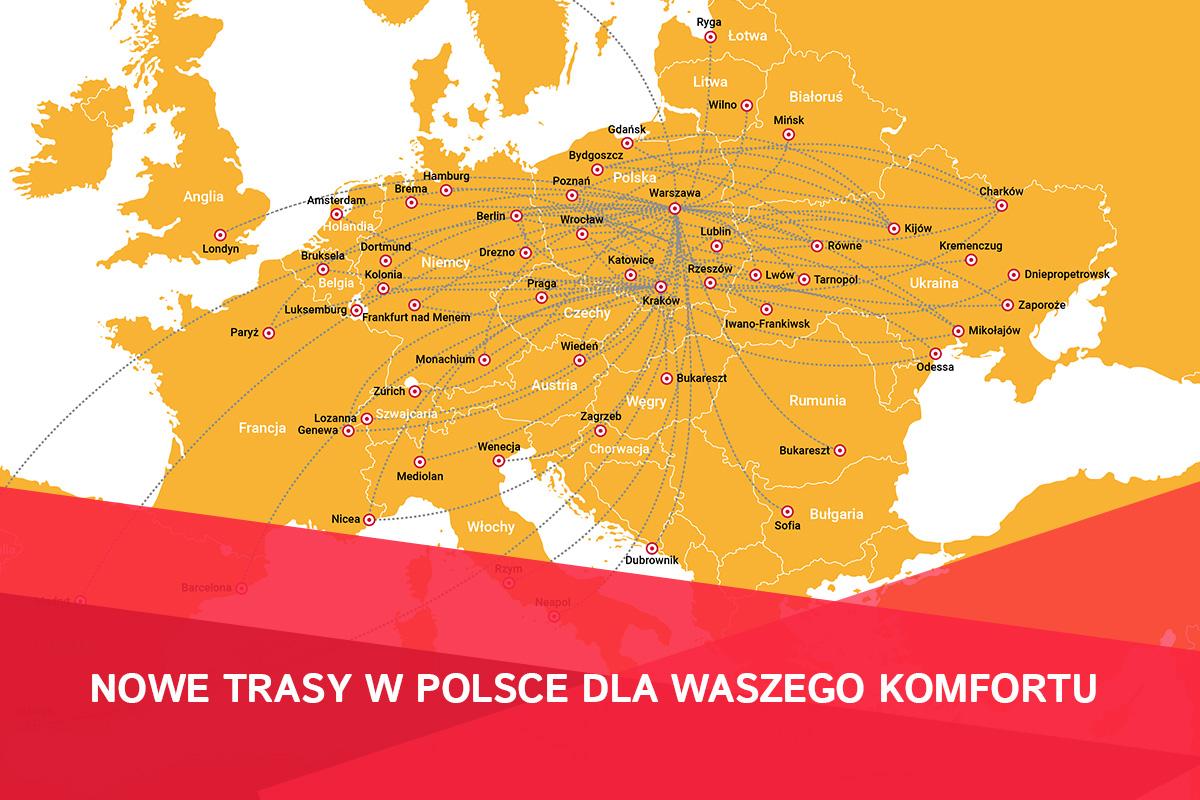Kierunki w Polsce