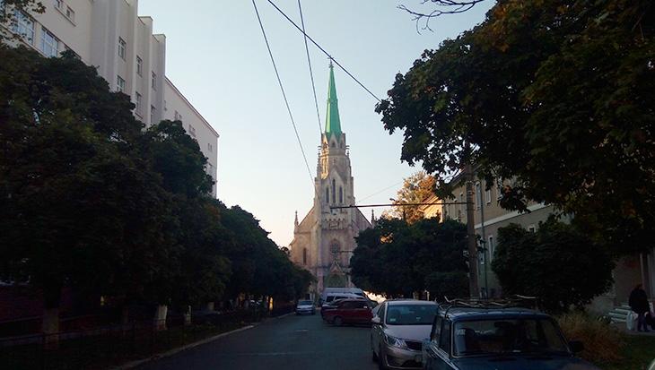 Костел Святого Серця Ісусового