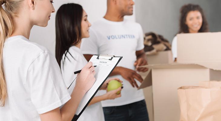 Что ждет волонтера?