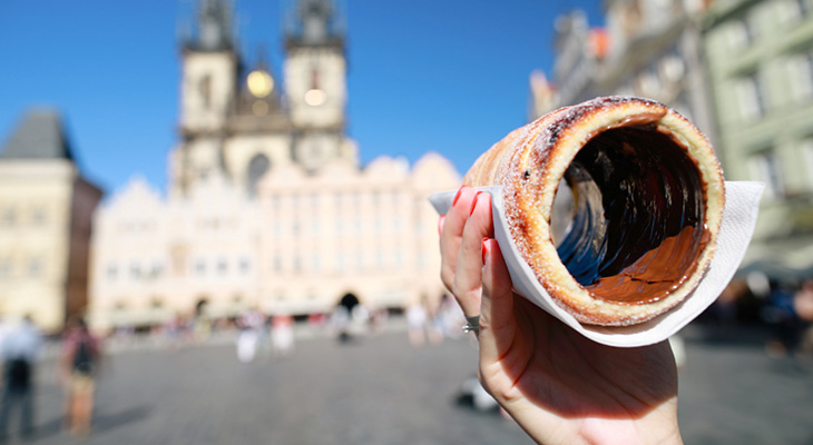 Чешские десерты