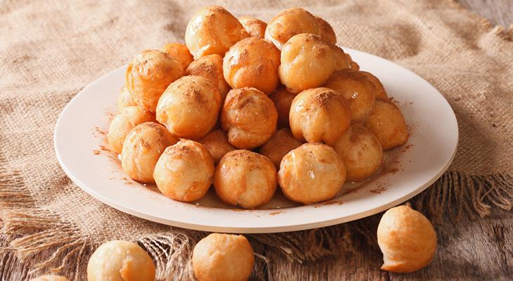 Греческие десерты