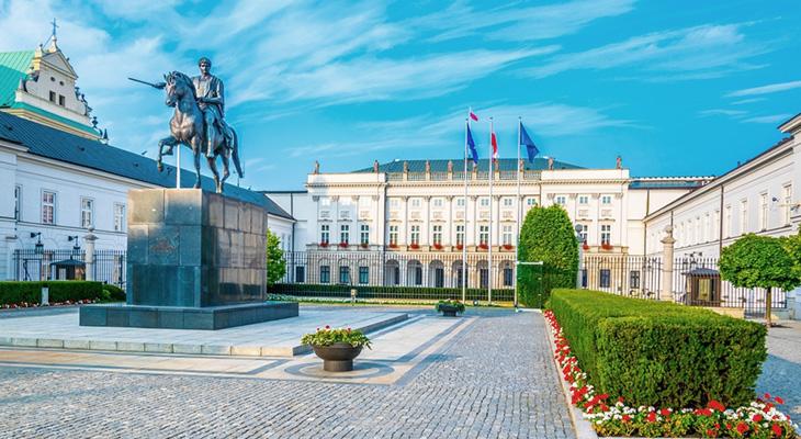 Варшавский дворец