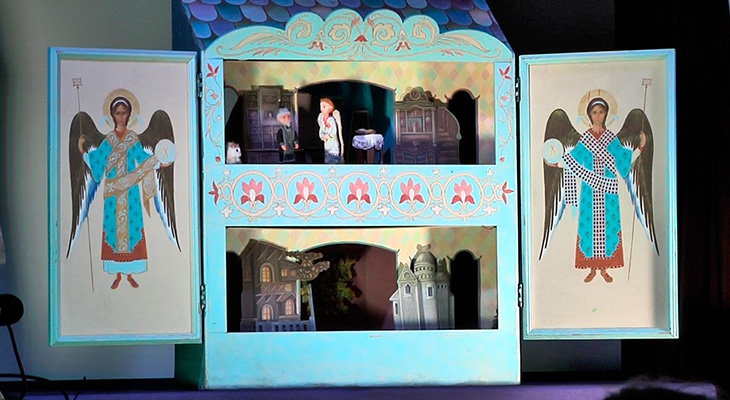 Фестиваль кукольных театров «Нябёсы» – Busfor.by
