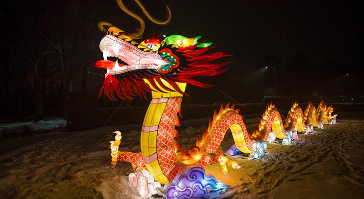 Китайские фонарики – Busfor.by