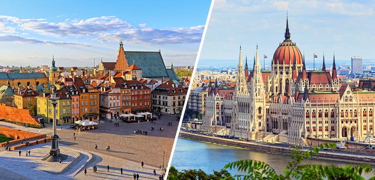 Москва-Варшава-Будапешт