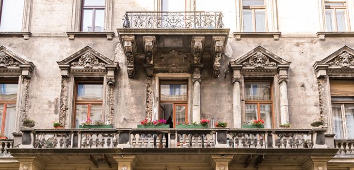 Проживание в Будапеште