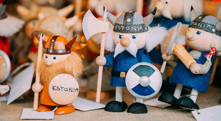 Подарки из Таллина