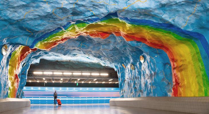 Транспорт в Стокгольме
