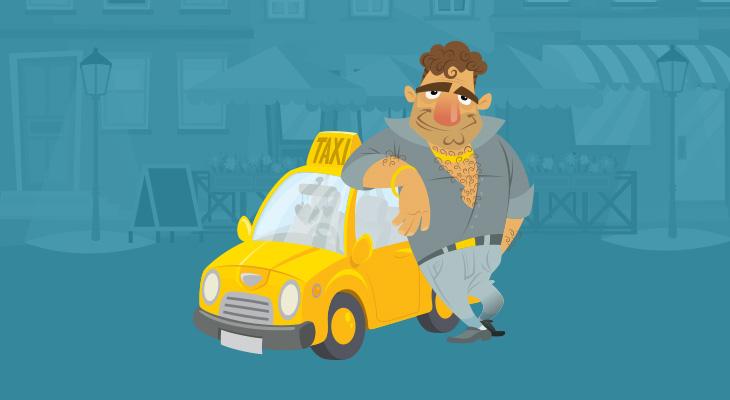 Такси без таксоетра